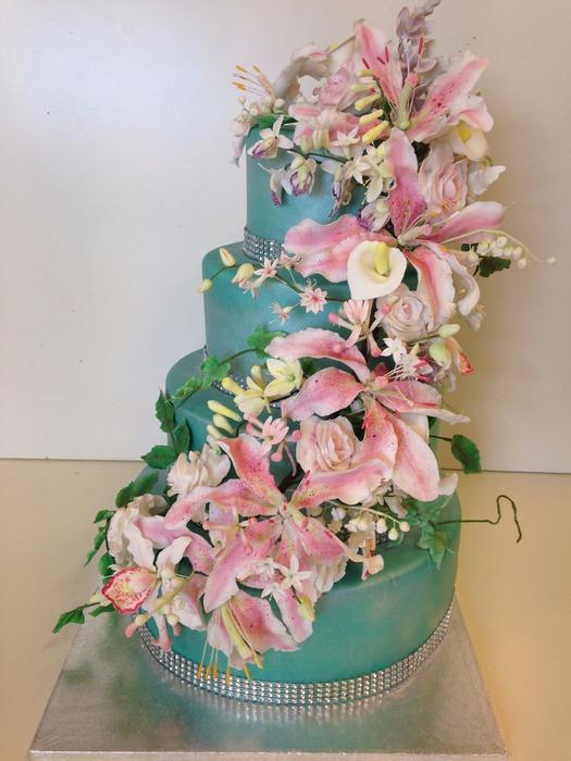 Eindopdracht PME2 Sugar Flowers